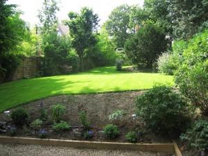 réalisation jardin garches