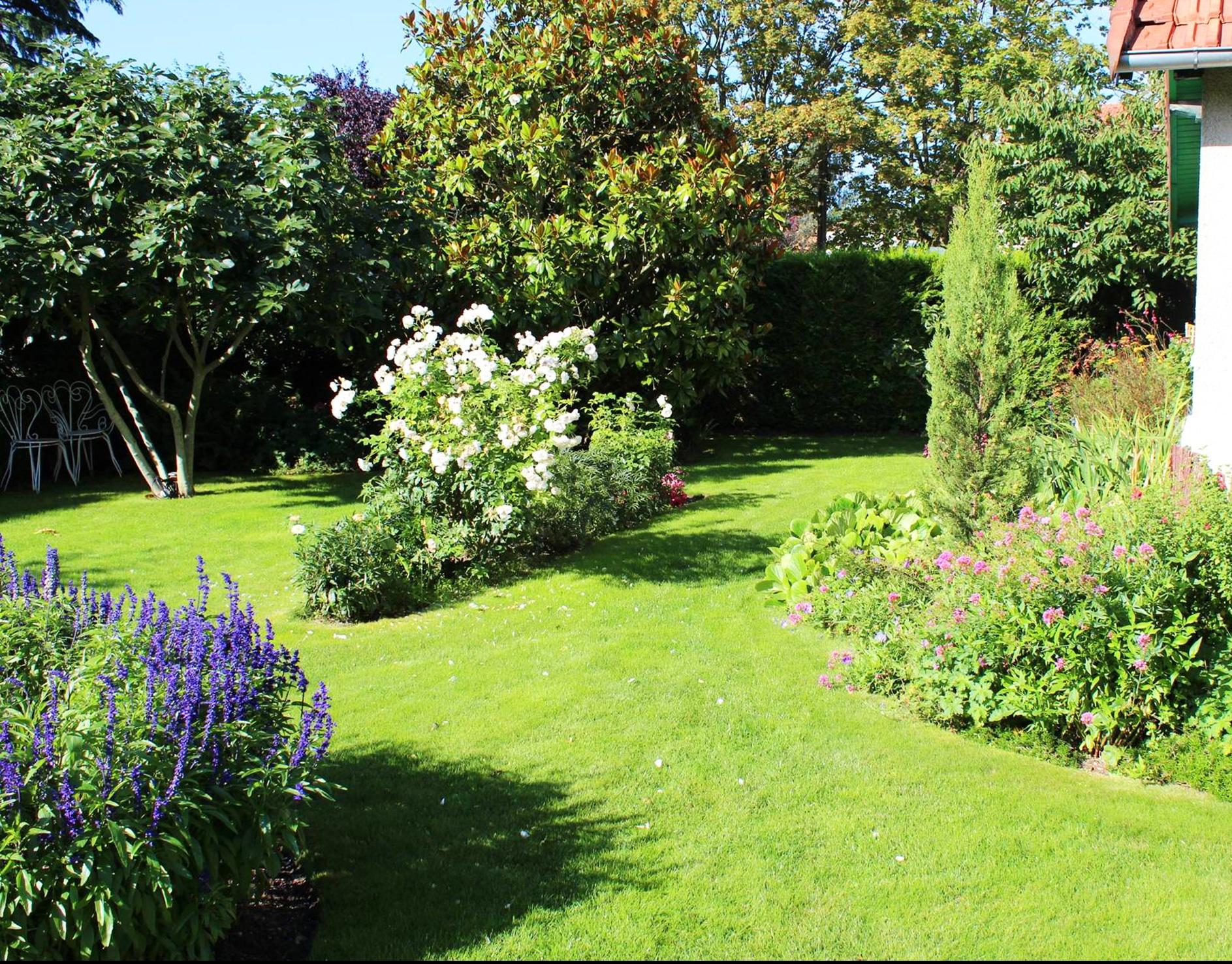 Paysagiste croissy sur seine guillaume blanchard for Realisation paysagiste jardin