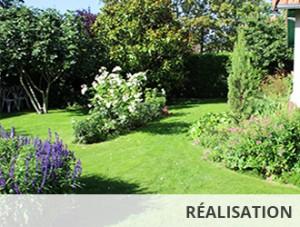 réalisation jardin